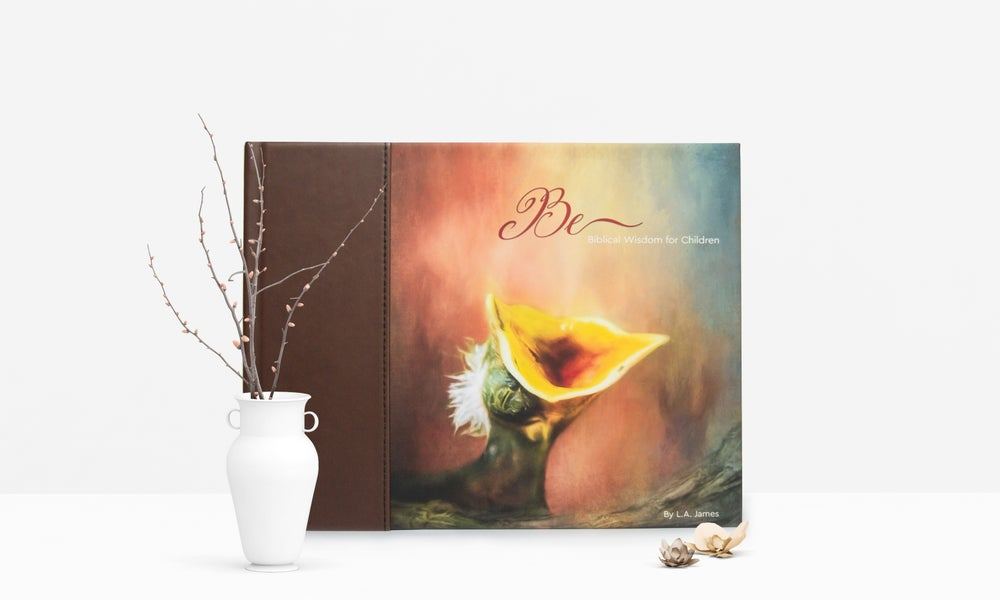 Image of Be ~ Personalized Fine Art Book