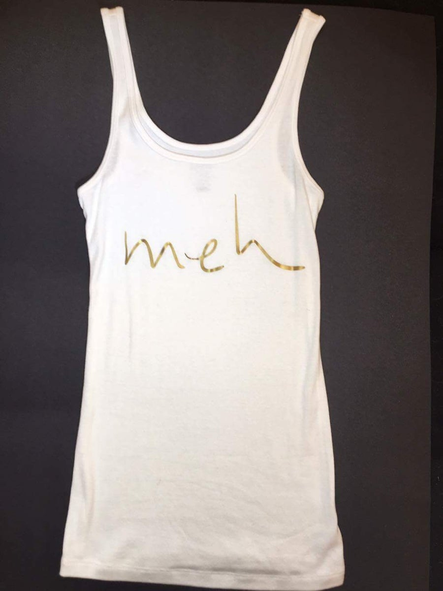 Image of Meh Tank Top