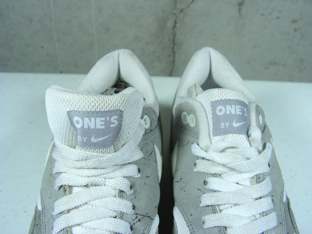 Nike Air Max 1 Book of One's Unreleased Cork Samples
