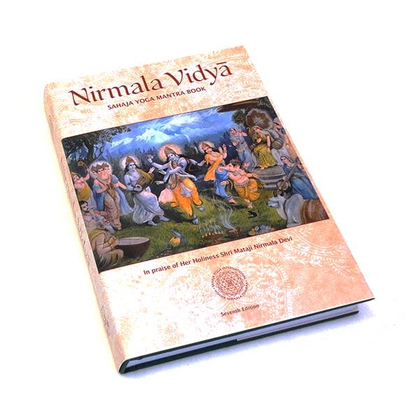 Image of Nirmala Vidyā, Sahaja Yoga Mantra Book (hardcover)