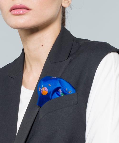 Image of Il Circo pochette (blu)