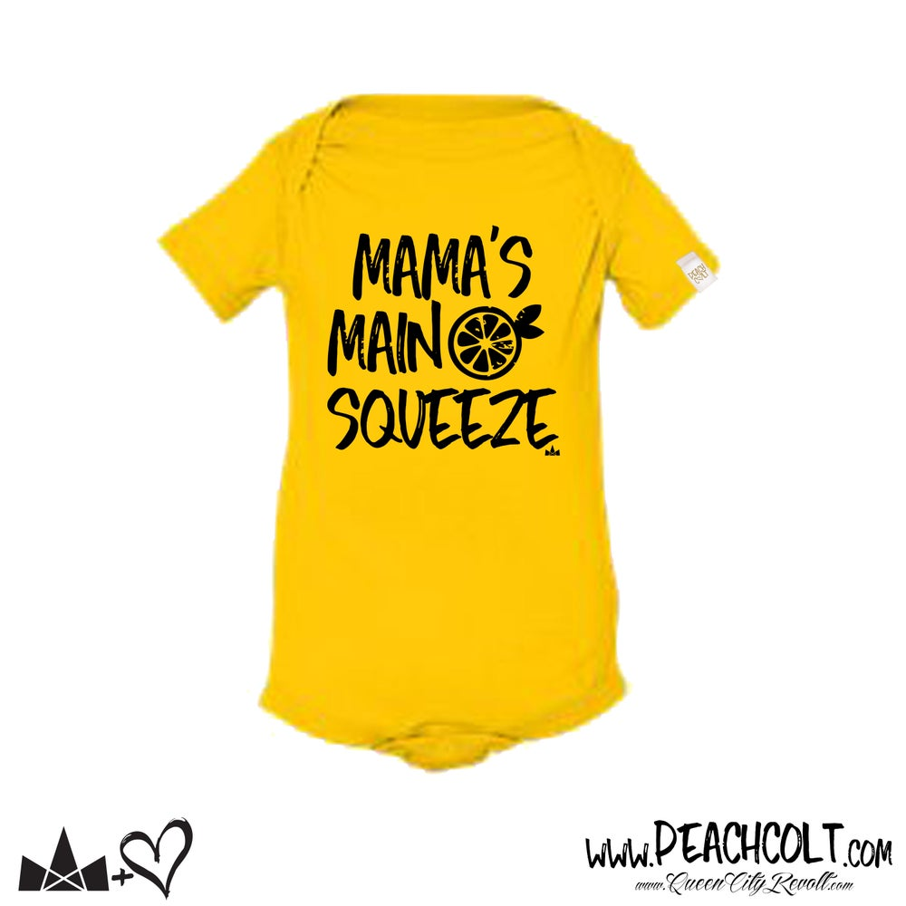 Image of Mama's Main Squeeze, Onesie