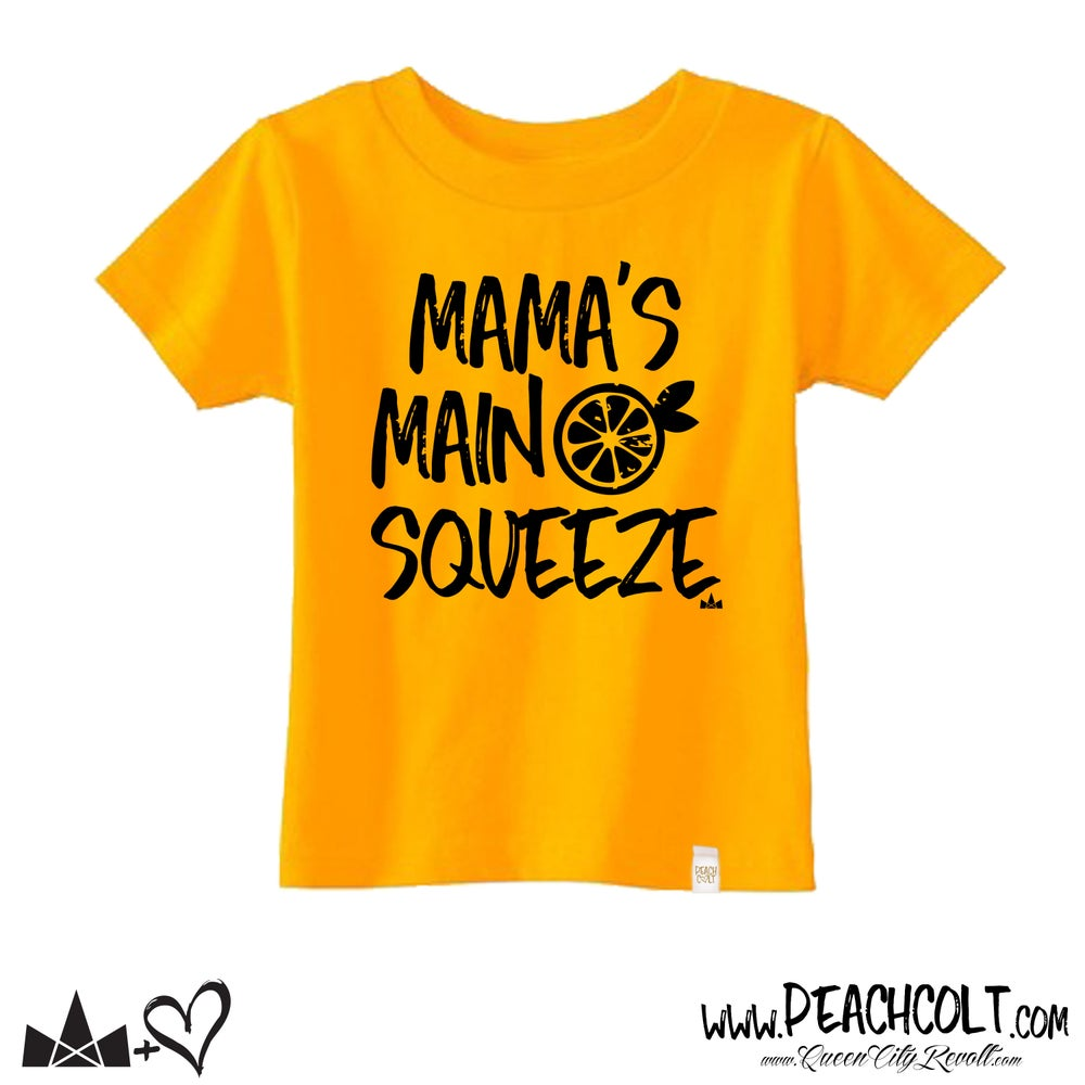 Image of Mama's Main Squeeze, Toddler Tee