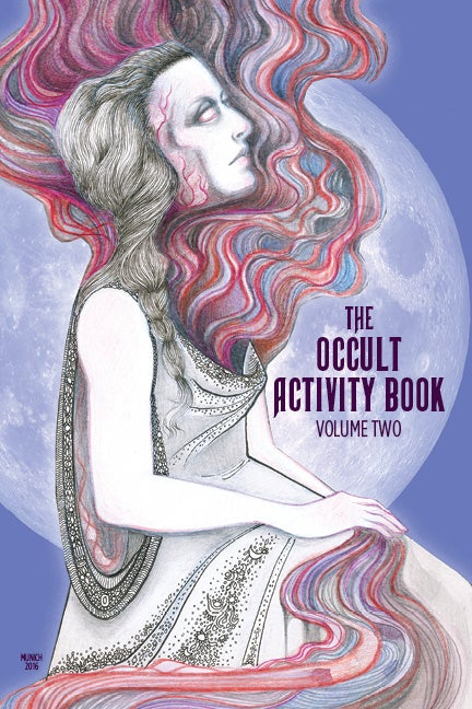 Image of The Occult Activity Book Volume Two (U.S. Shipping Only)