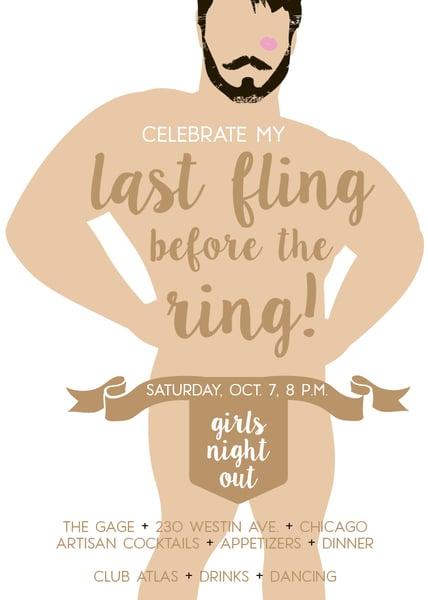 Image of Last Fling Before the Ring Bachelorette