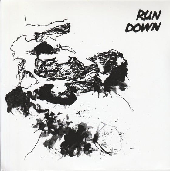 "Image of Run Down-""American Despair"" b/w ""The Coming"" Single"