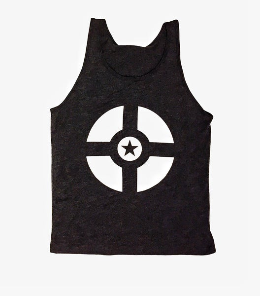 Image of Circle City Tank w/ Free Sticker Pack!