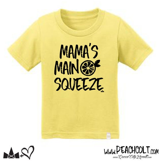 Image of Mama's Main Squeeze, Youth Tee