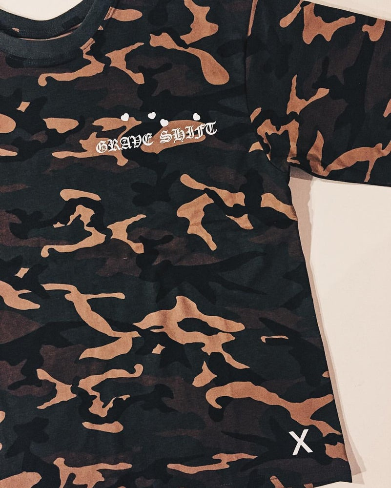 Image of GS Camo T-Shirt
