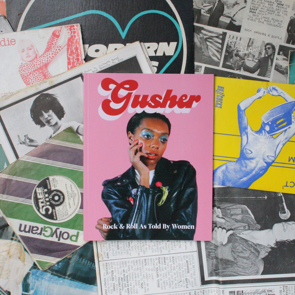 Image of Gusher Issue #1 - DIGITAL VERSION