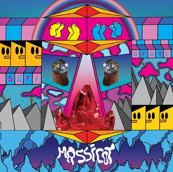 "Image of MASSICOT - Suri Gruti. 10"". EP."