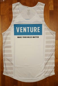 Image of Venture Running Singlet.  Price includes shipping