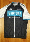 "Image of Venture Jersey - ""Make Your Miles Matter""  Price includes shipping"