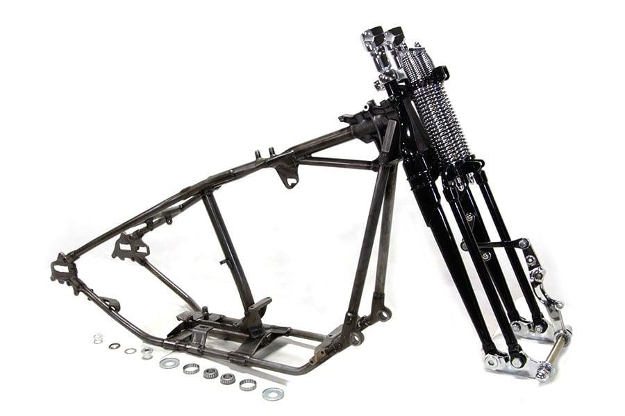 Give It Full Throttle — Replica Harley Davidson FLSTS