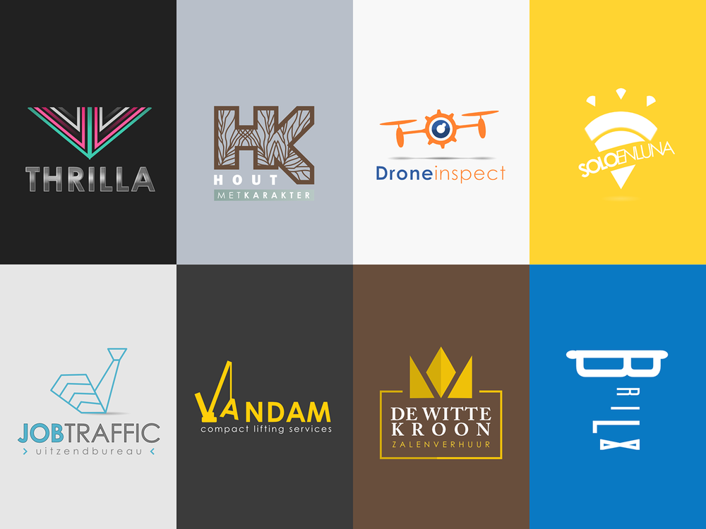 Image of Logo Design (Price below is 50% Down payment!)