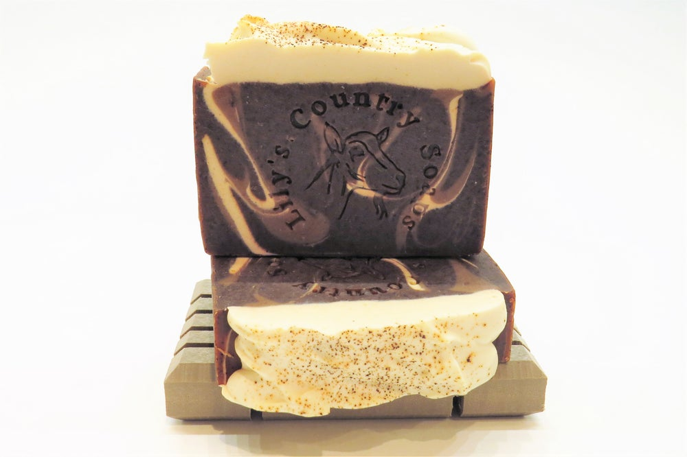 Image of Espresso Goat Milk Soap
