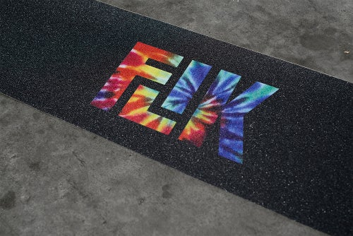 Image of Tie-Dye Grip