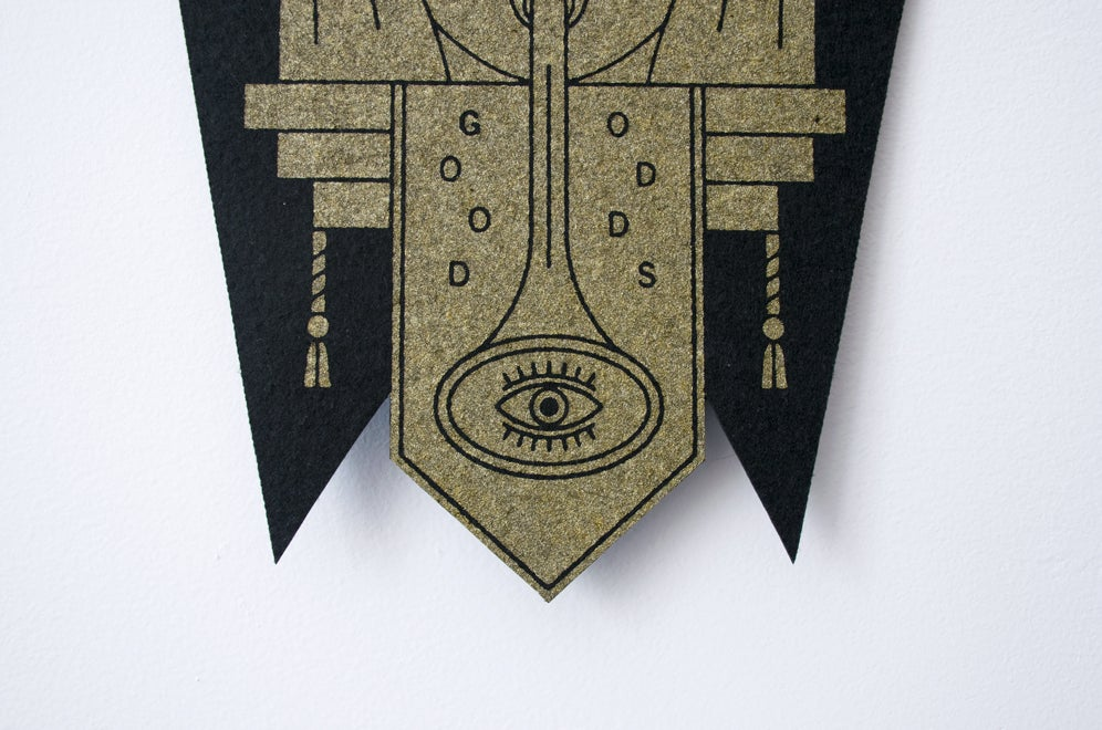 Image of Fortune Teller Pennant