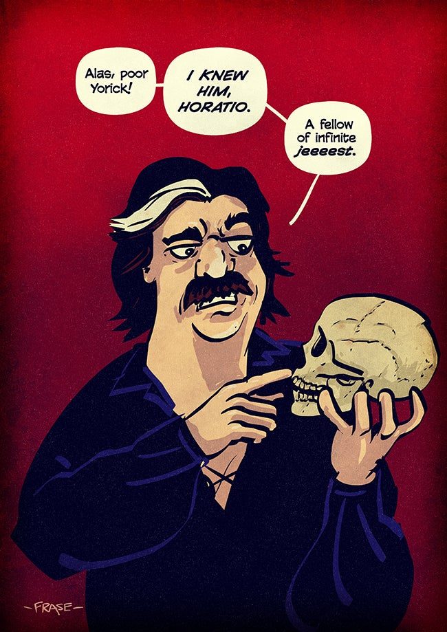 Image of TOAST OF LONDON Art Print