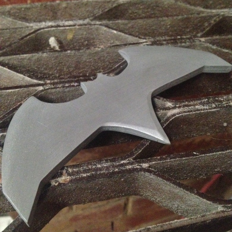 Image of BvS Batarang v1 - Batman V Superman