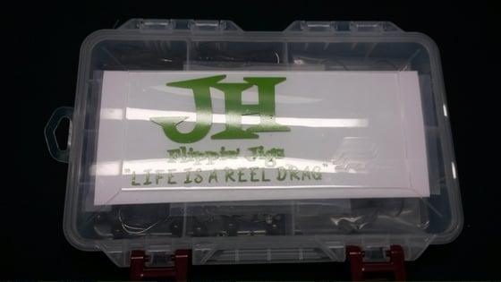 Image of J.H. Flippin' Jigs Sampler Box