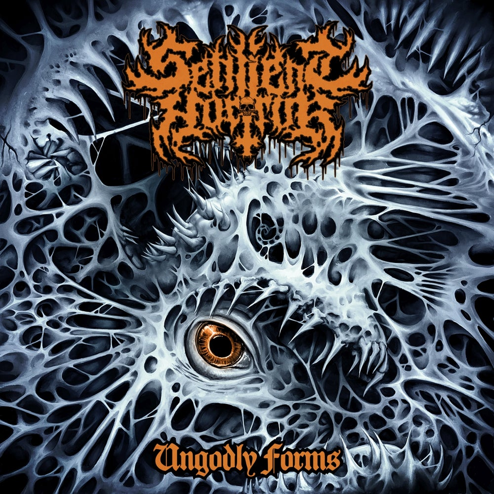 Image of Sentient Horror • Ungodly Forms (CD)