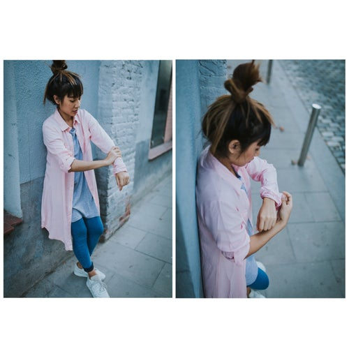 "Image of Camisa/Vestido ""Sweet Cotton"""