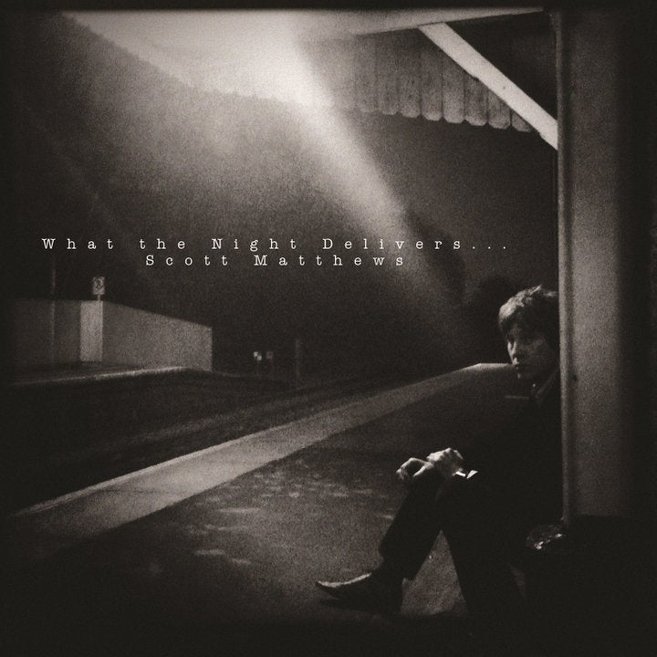 Image of Scott Matthews - What the Night Delivers - CD