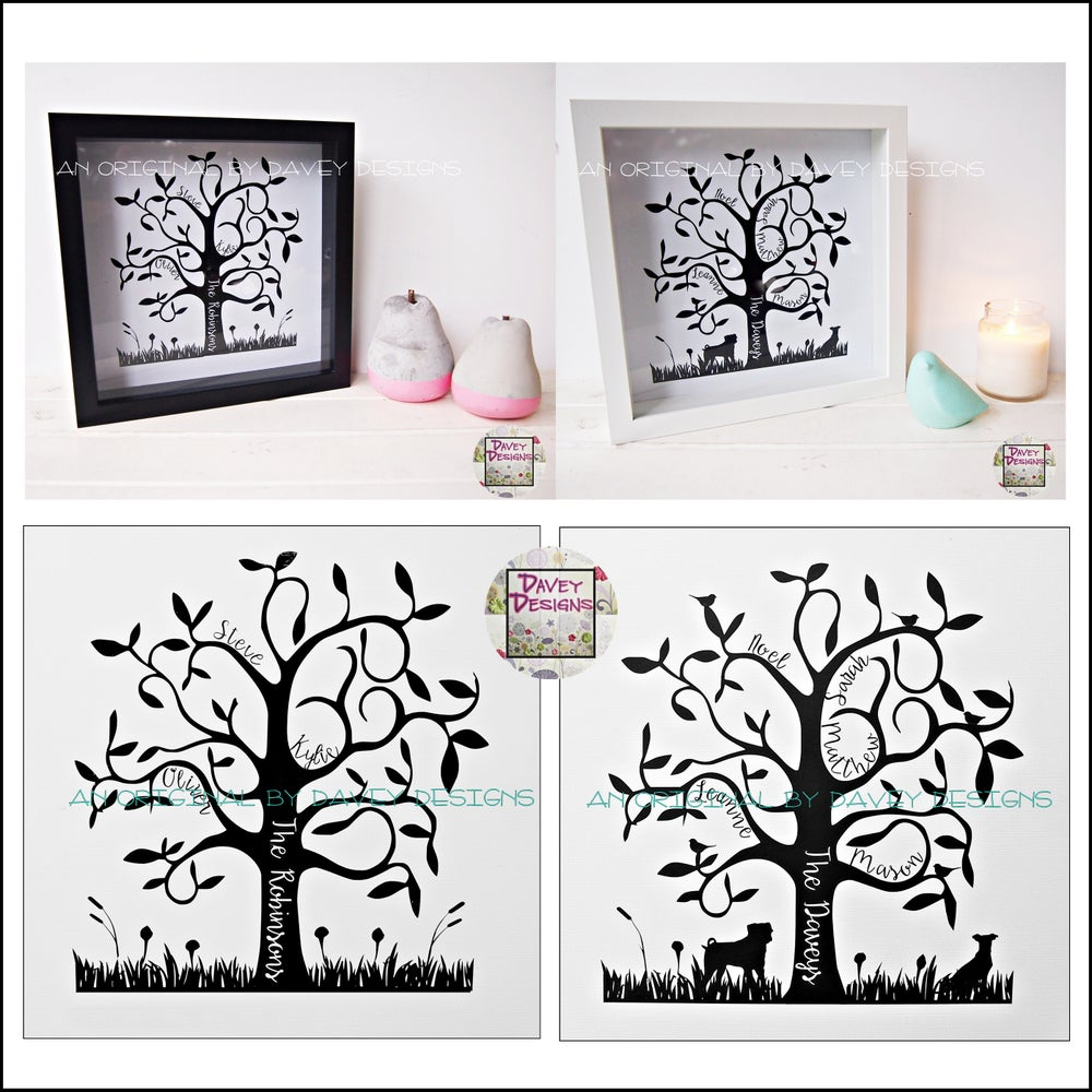 Image of FAMILY TREE FRAMES