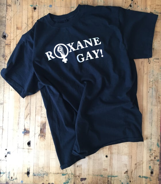 Image of Roxane Gay Tour Shirt - ON SALE!