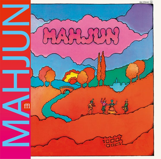 Image of MAHJUN - MAHJUN (1973) (FFL022 - black)