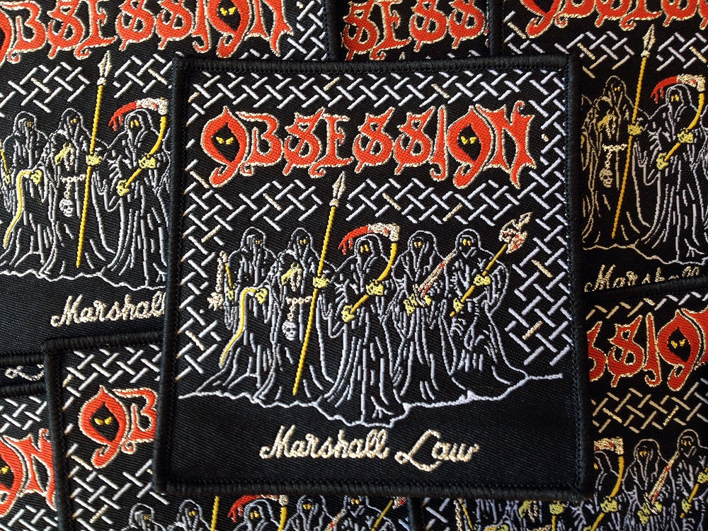 """Image of Obsession - Marshall Law """"Bootleg"""""""