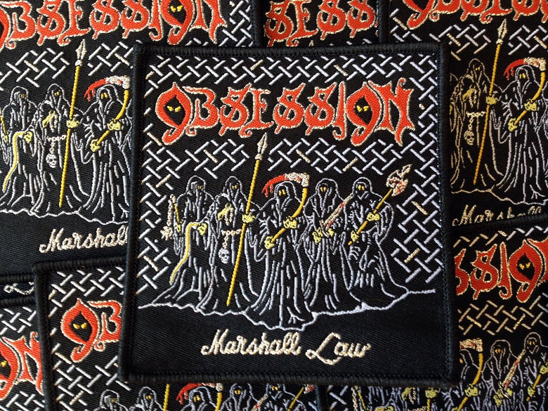 "Image of Obsession - Marshall Law ""Bootleg"""