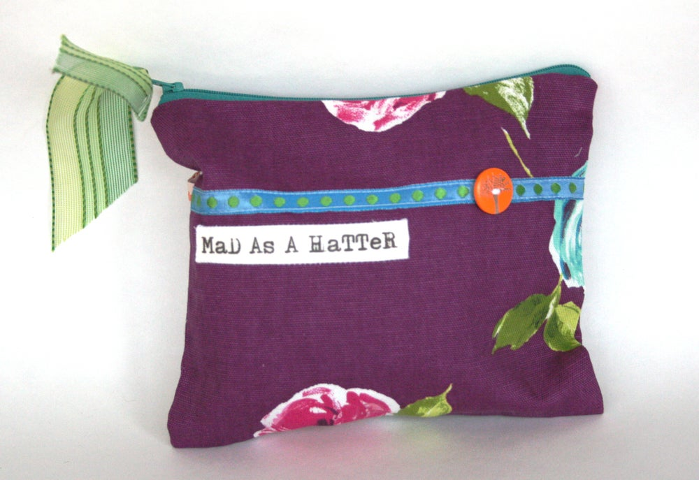 Image of Pure Purple- Mad as a Hatter