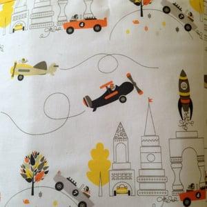 Image of 'Car Town' box bag