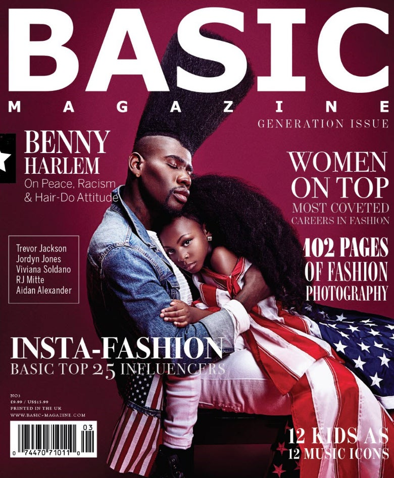 Image of BASIC Generation Issue - Benny Harlem