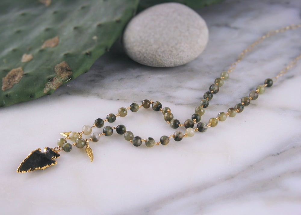 Image of Tribal Necklace