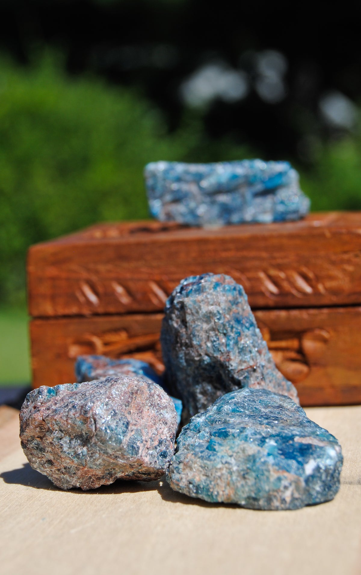 Image of Raw Apatite