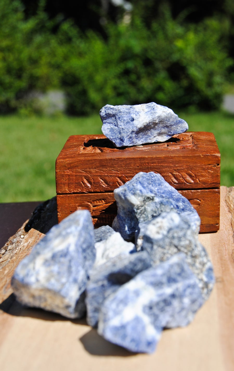 Image of Raw Sodalite