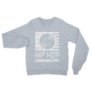 Image of Hip Hop Motivation Logo Unisex Sweatshirt