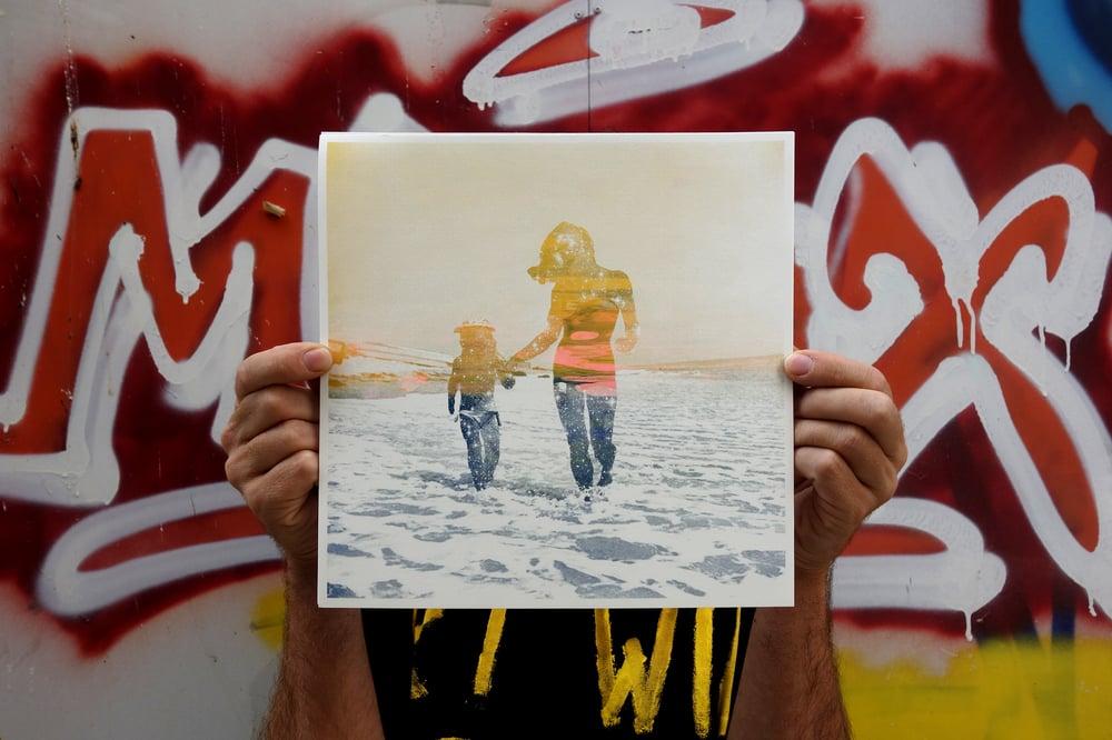 Mama Universe & Baby Universe / Silkscreen Print