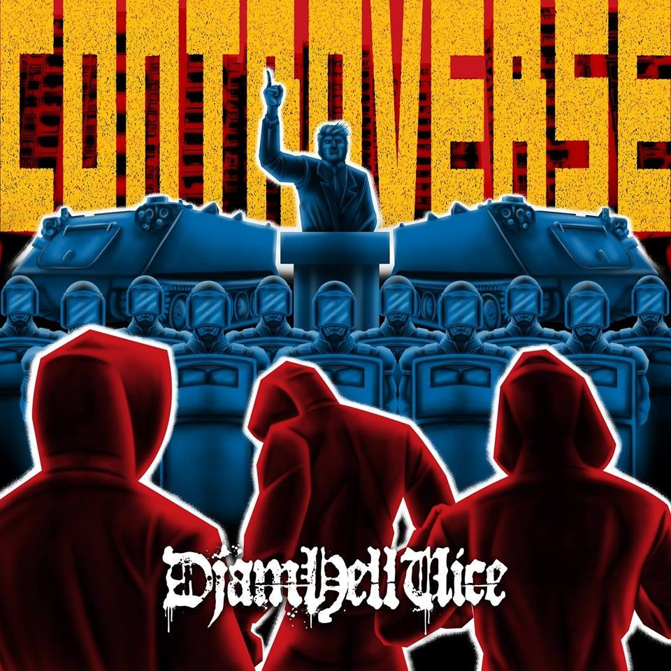 "Image of LP CD ""Controverse"""