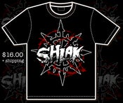 Image of CHAOS SHLAK t-shirt