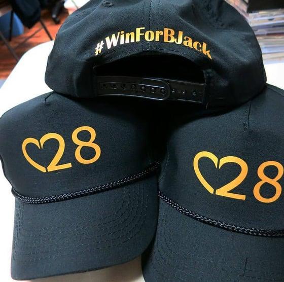 Image of Brandon Jackson hat