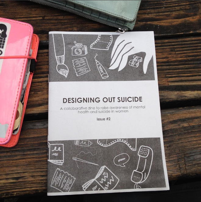 Image of DESIGNING OUT SUICIDE #2
