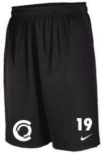 Image of Nike Premium Men's Practice Shorts (with #)