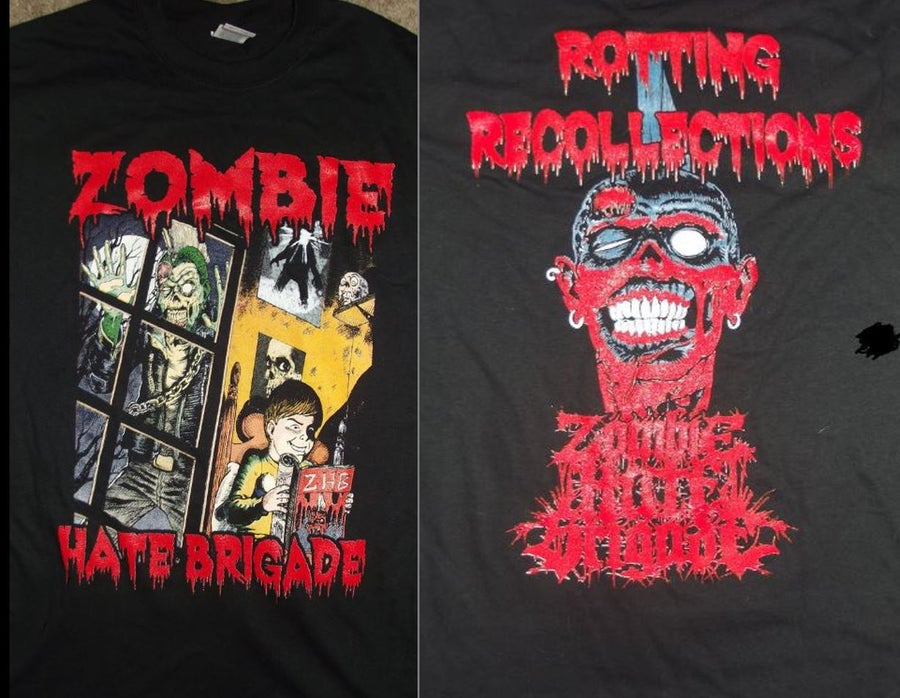 Image of Rotting Recollections Shirt