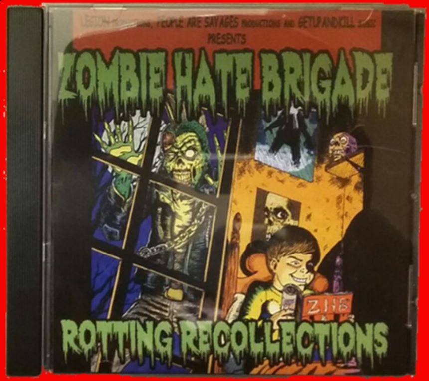 Image of Rotting Recollections CD