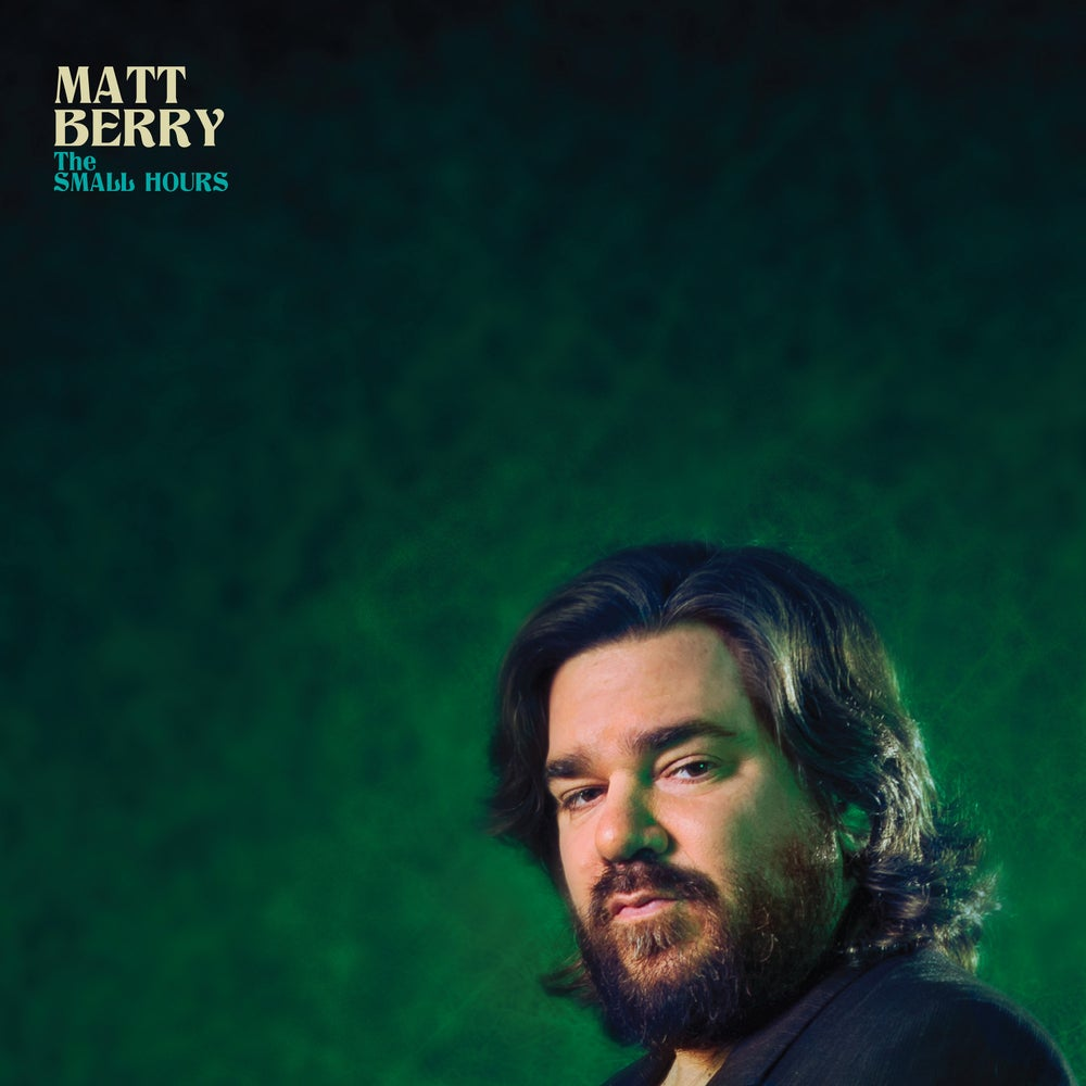 Image of Matt Berry - The Small Hours (LP)