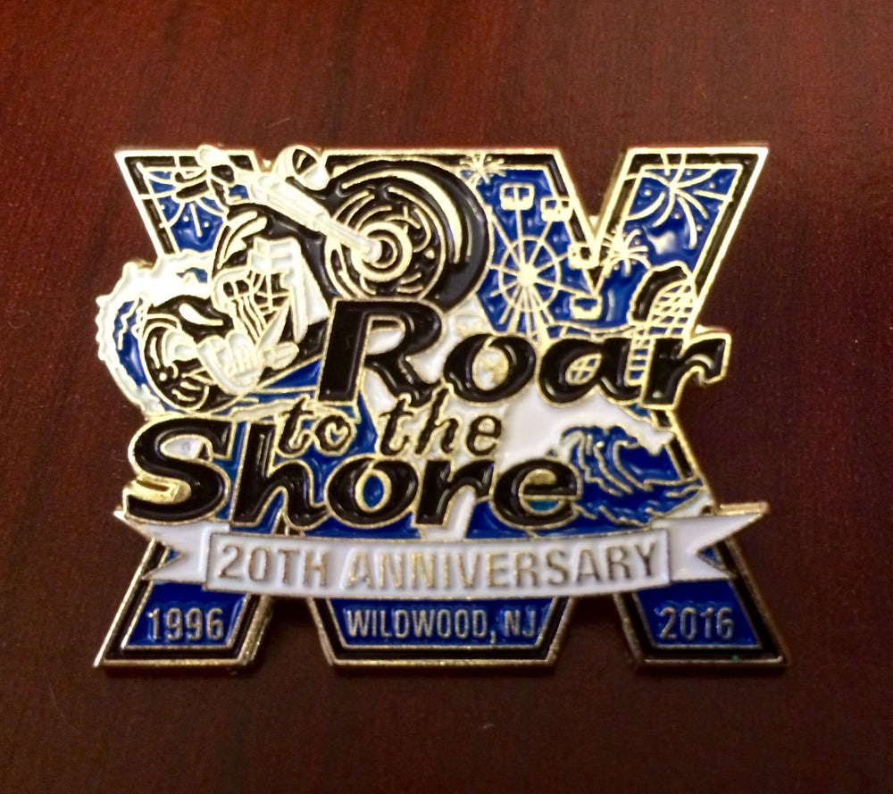 Image of 20th Anniversary Pin